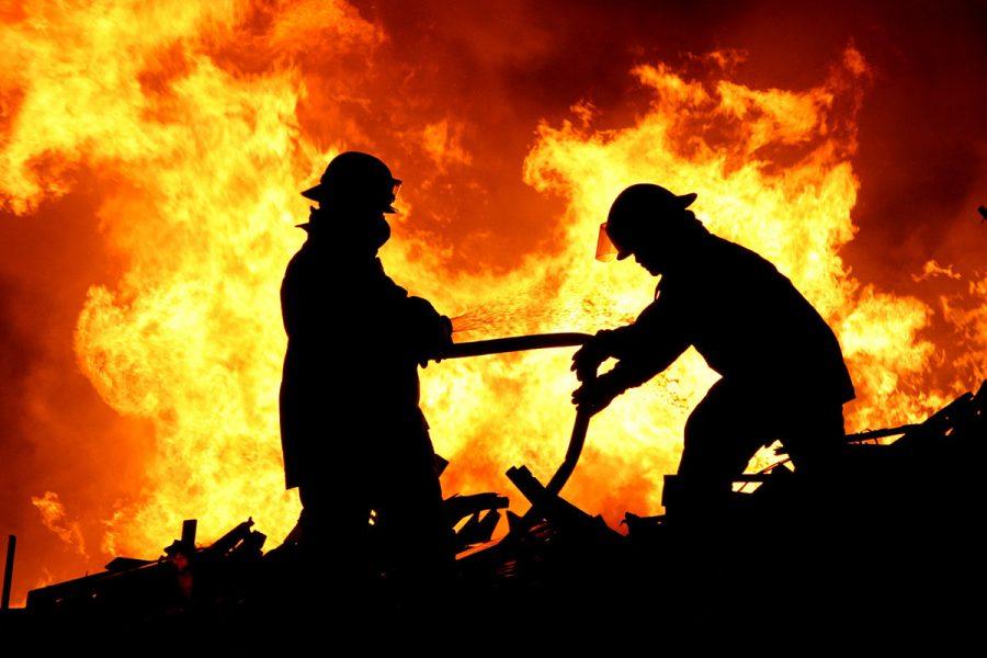 Под Одессой при пожаре погиб хозяин дома
