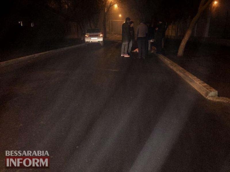 В Одесской области автомобиль охранной фирмы насмерть сбил женщину