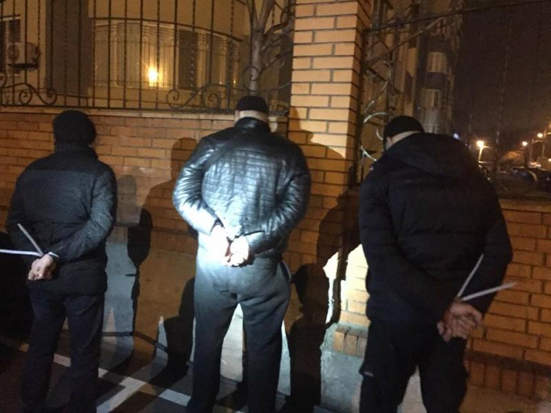 В Одессе бандиты похитили женщину