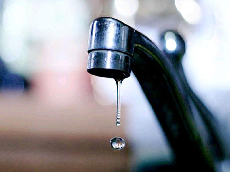 Сегодня жители домов на посёлке Котовского останутся без воды