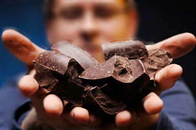 В Одессе вор-сладкоежка украл из супермаркета шоколадок на полторы тысячи гривен