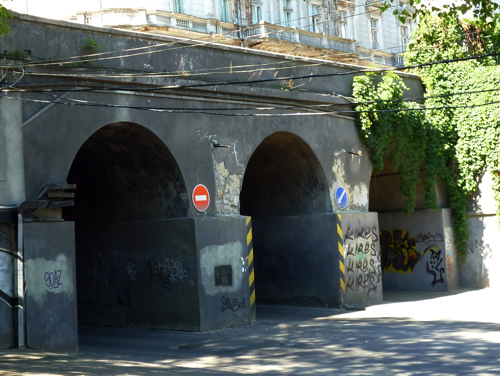 Самый старый мост Одессы