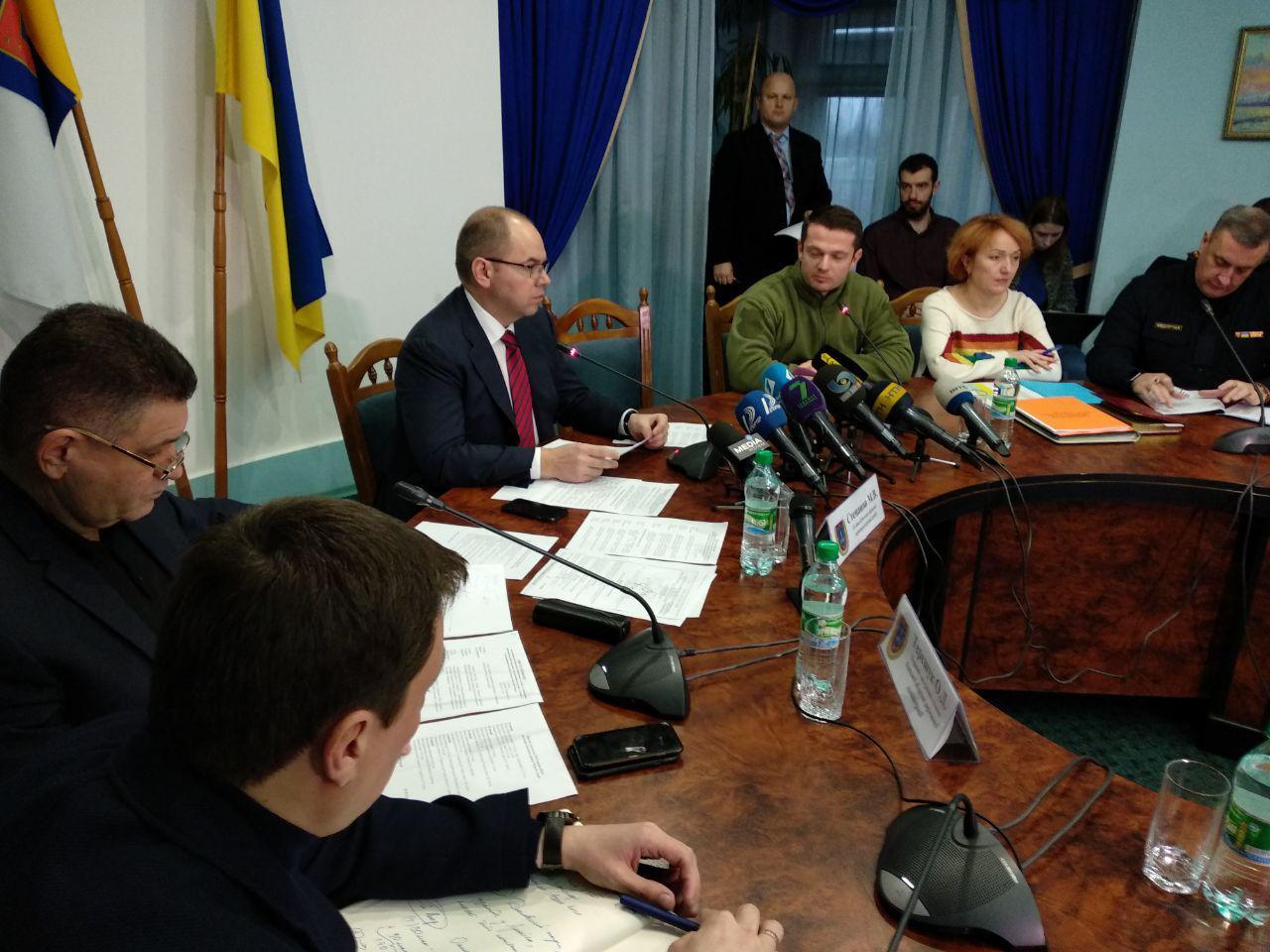 В Одесской области обесточены 136 населенных пунктов