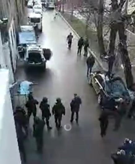В центре Одессы произошла перестрелка: есть погибший (обновляется)