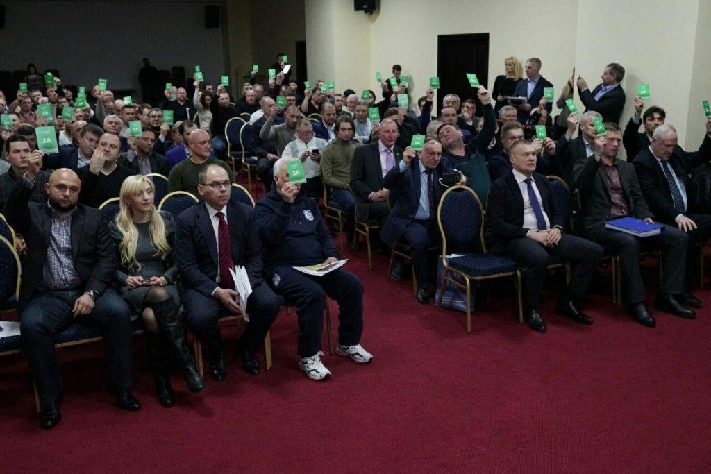 Степанов стал председателем Одесской областной федерации футбола