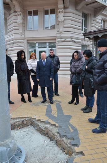 «Тень Пушкина» на Ришельевской пообещали восстановить