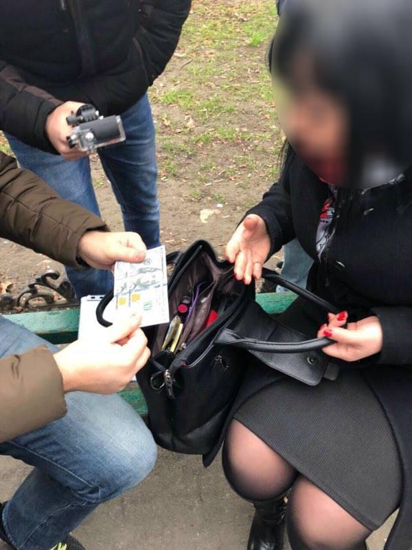 Руководитель отдела ЖКС в Приморском районе попалась на взятке