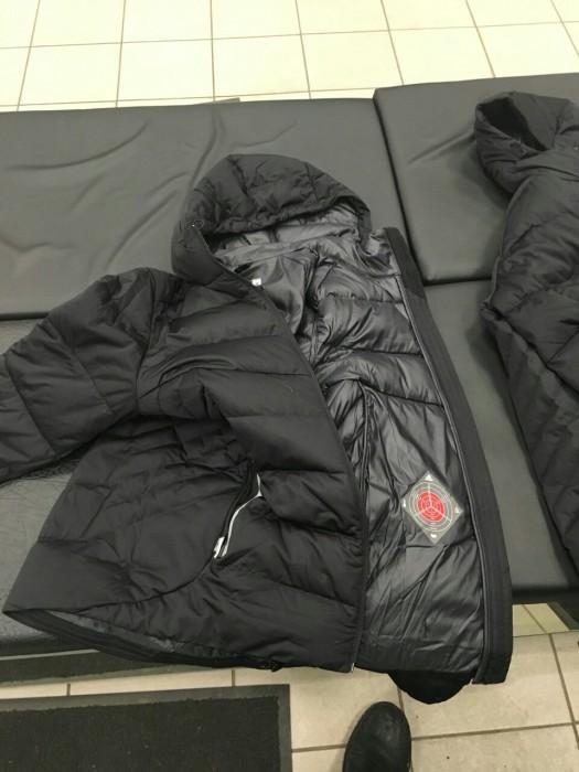 В одесском магазине задержали любителя бесплатных курток