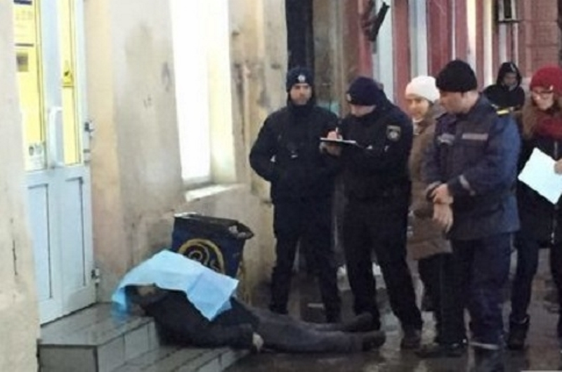 В Одессе на улице умерла женщина