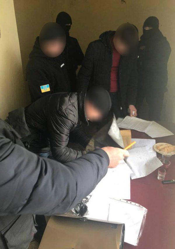 В Одесской области поймали на взятке начальника следственного отдела полиции