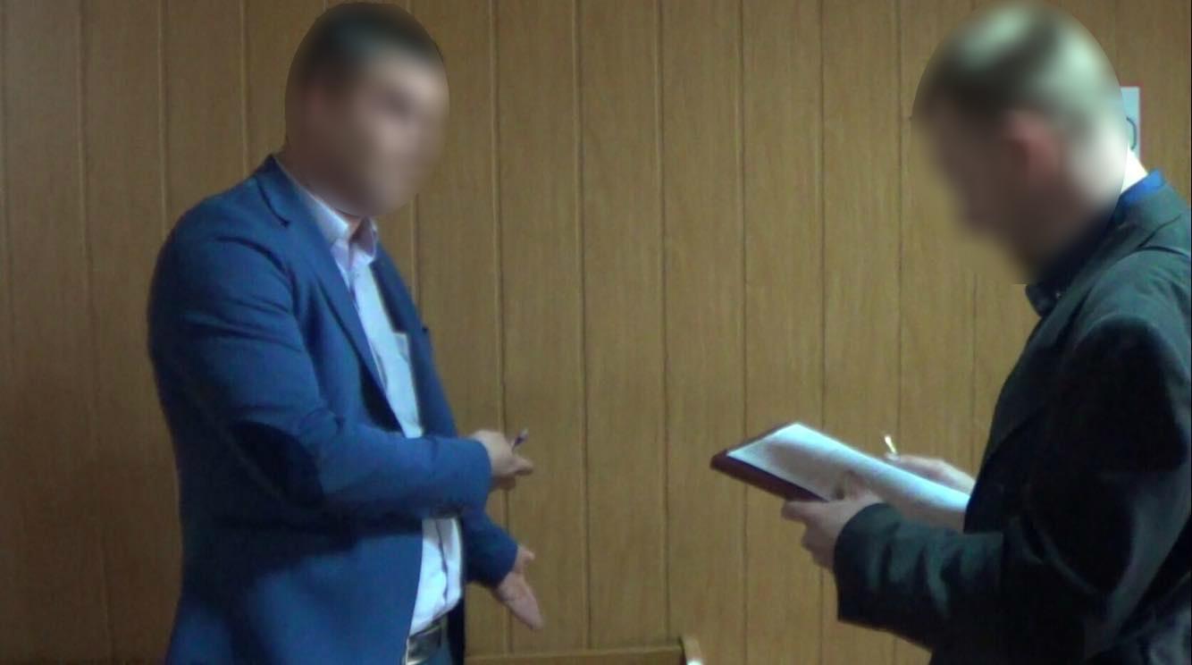 Прокуратура Одесской области передала в суд дело бывшего следователя, подозреваемого в квартирной махинации
