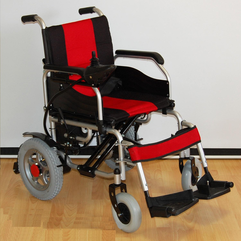 У одессита украли инвалидную электроколяску