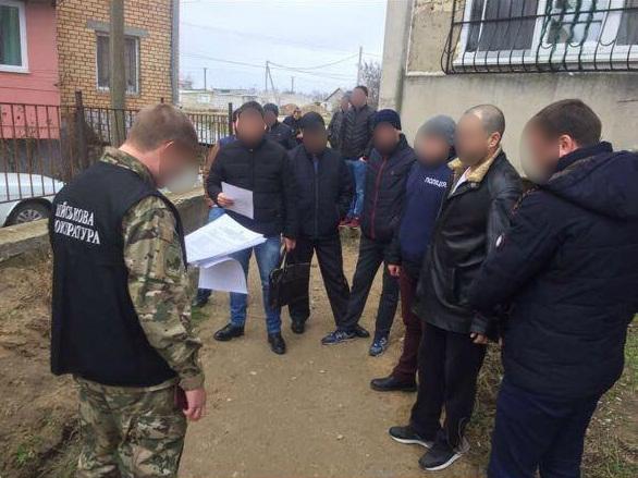 Замвоенкома Белгород-Днестровского комиссариата погорел на взятке