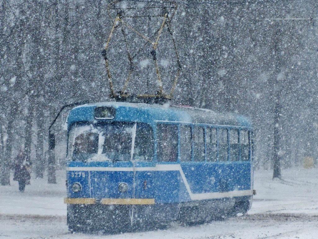 В Одессе несколько трамвайных и троллейбусных маршрутов прекратили работу