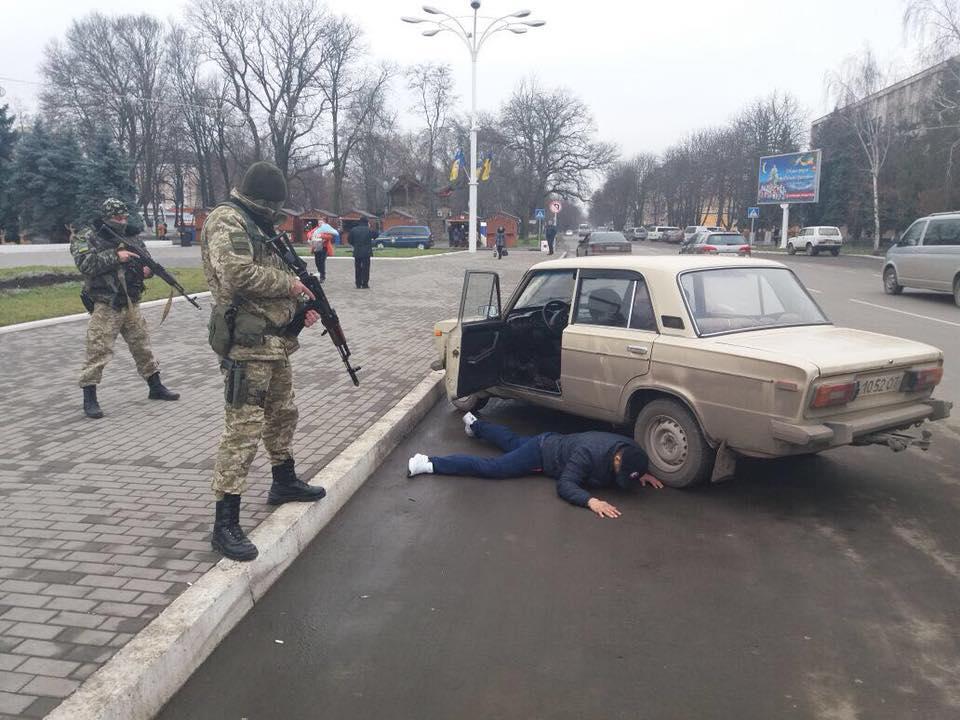 В Одесской области задержали банду наркоторговцев