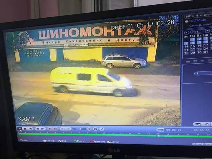 Одесская полиция ищет очевидцев смертельного ДТП