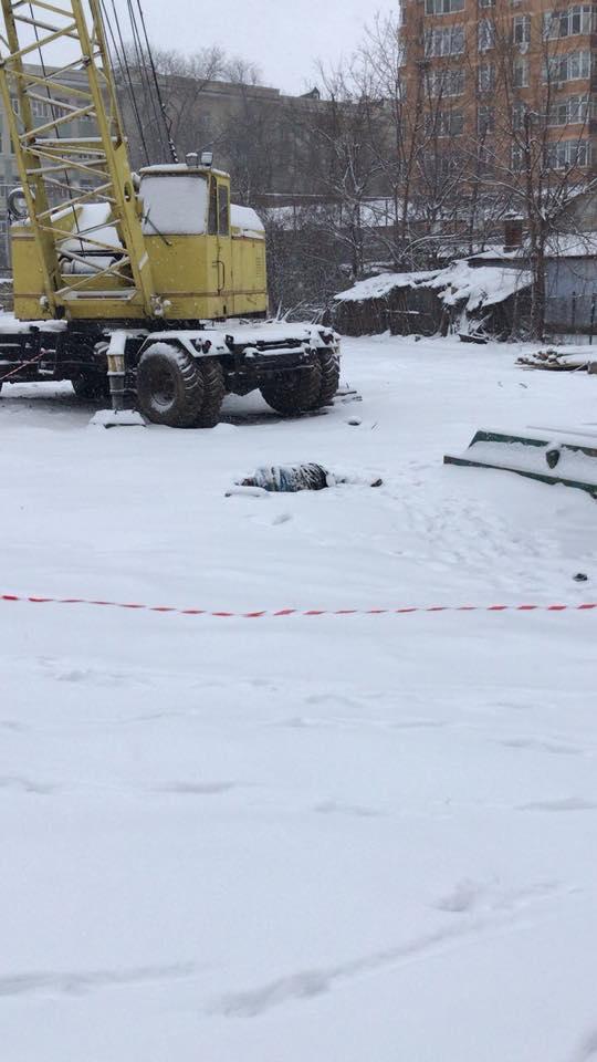 В Одессе забили насмерть охранника стройплощадки