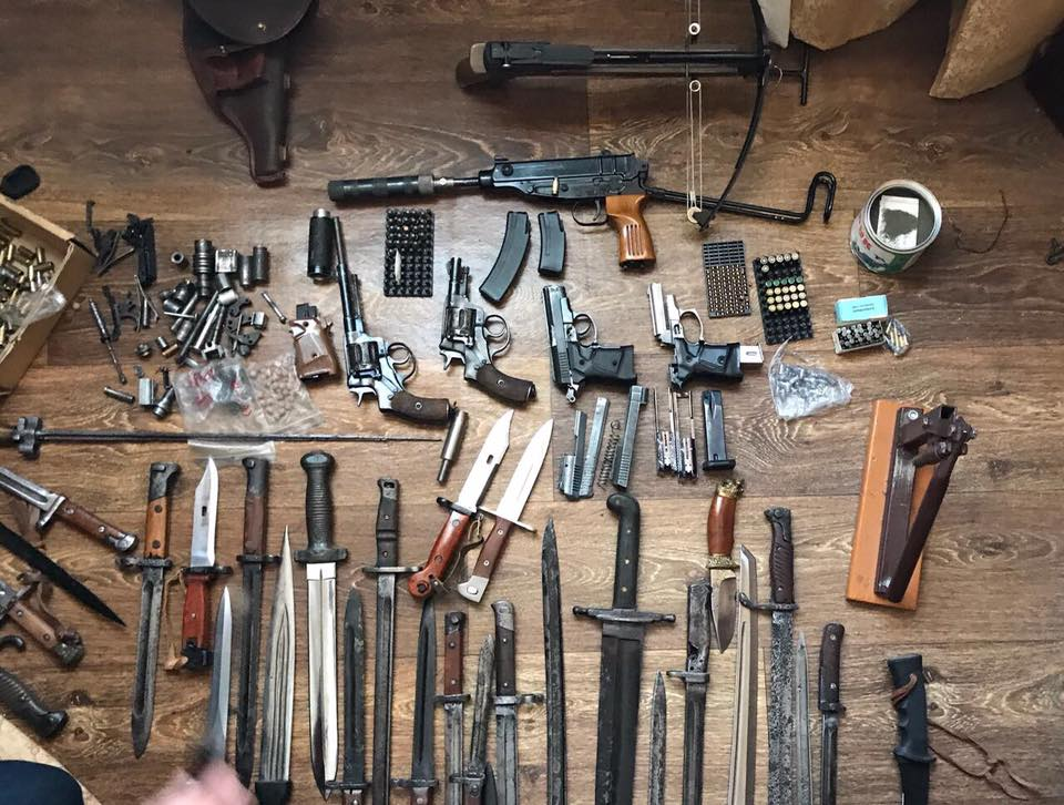 В Одессе задержали торговца оружием