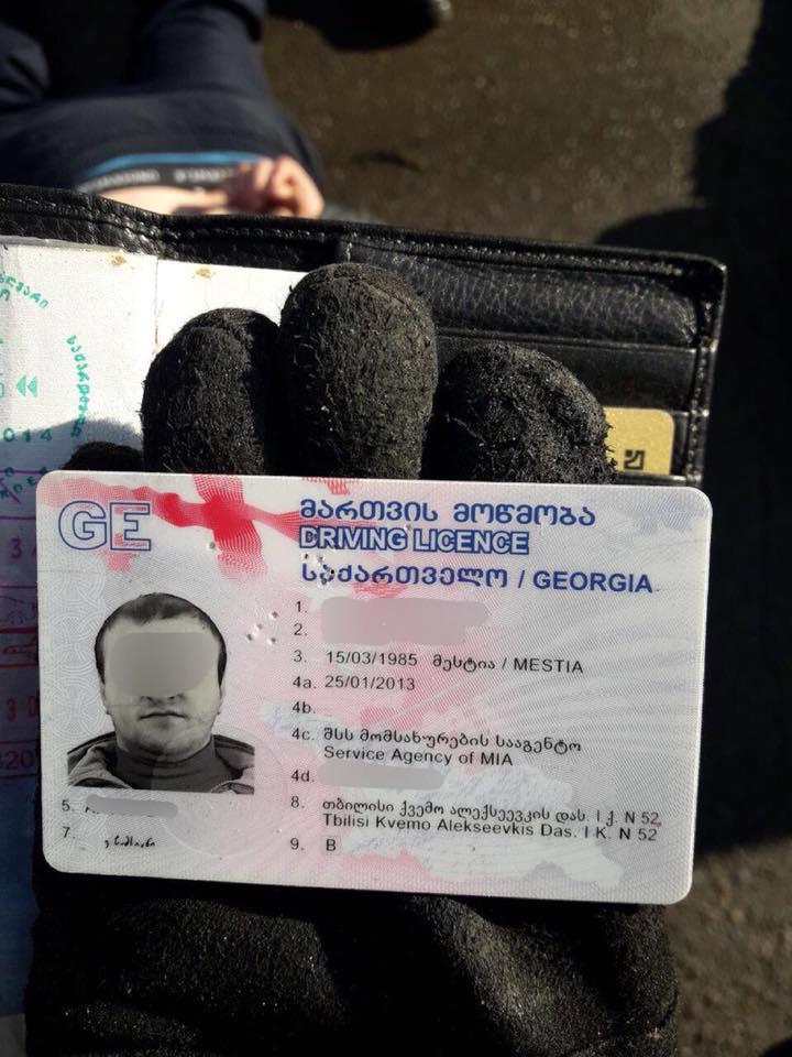 В Одессе со стрельбой задержали грабителей