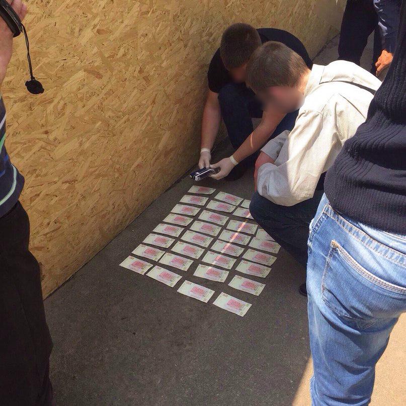 Одесские чиновники-взяточники «загремели» в тюрьму