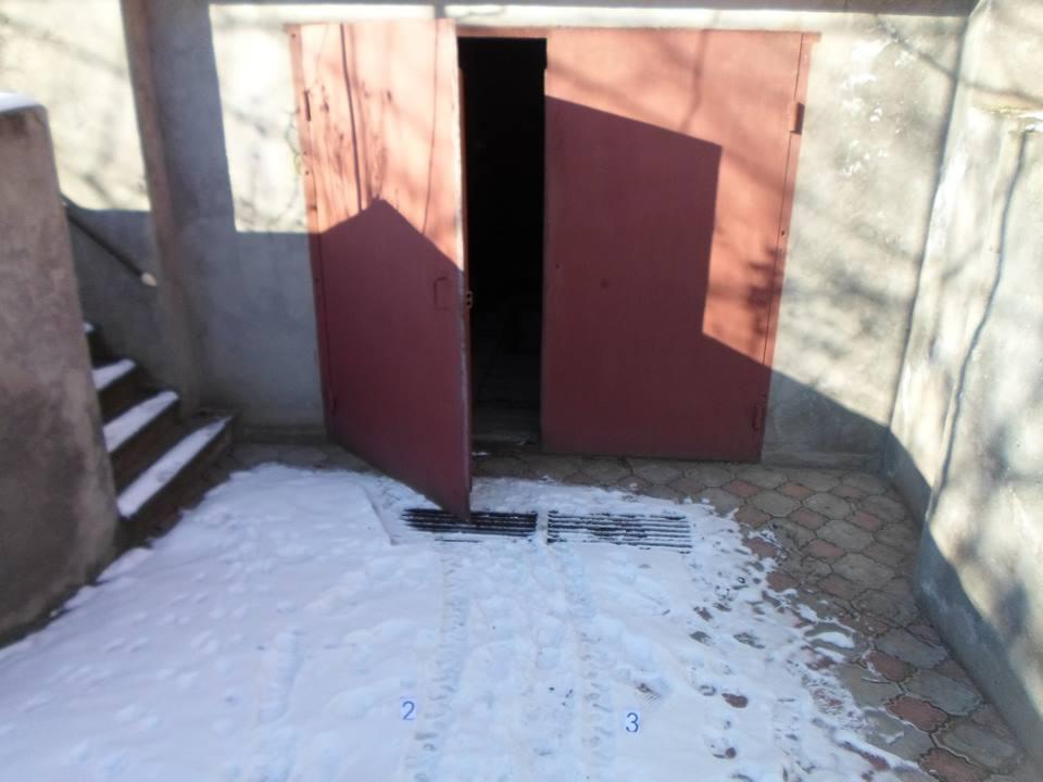 Измаильские полицейские нашли грабителя по следам на снегу