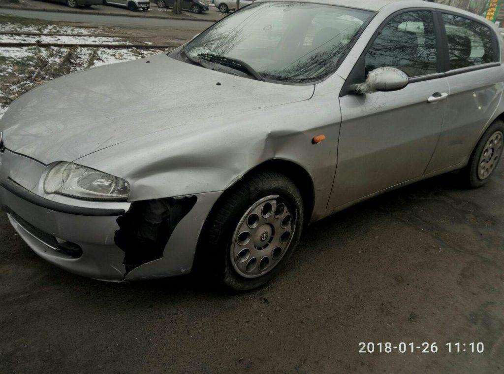 ДТП в Одессе: нетрезвый водитель попытался переложить ответственность на товарища