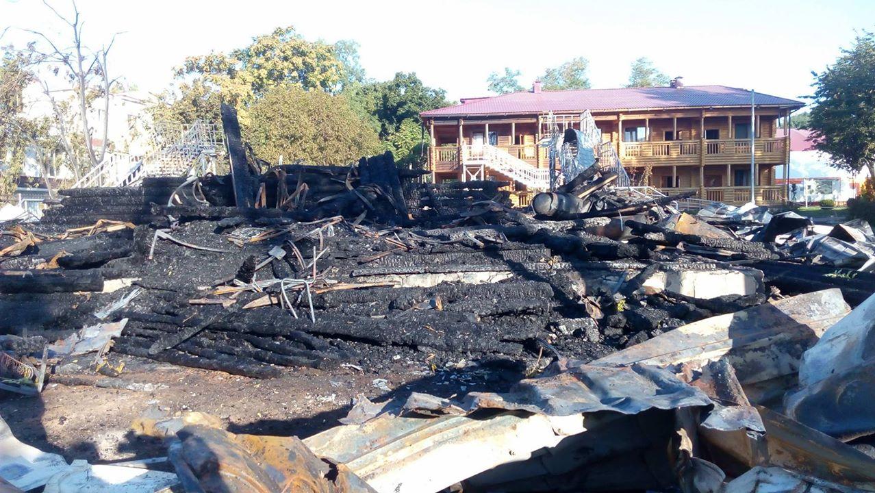 Трагедия в «Виктории»: экспертиза выявила нарушения при строительстве корпусов лагеря