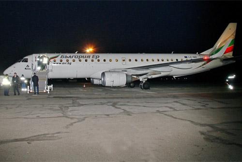 Болгарская авиакомпания начала продажу билетов на прямые рейсы Одесса-София