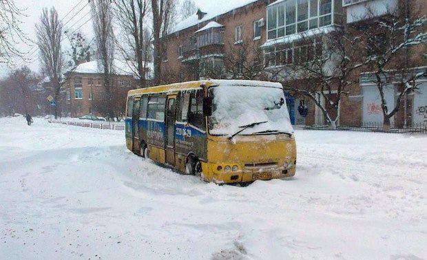 В Одесской области временно запретили ездить пассажирскому транспорту