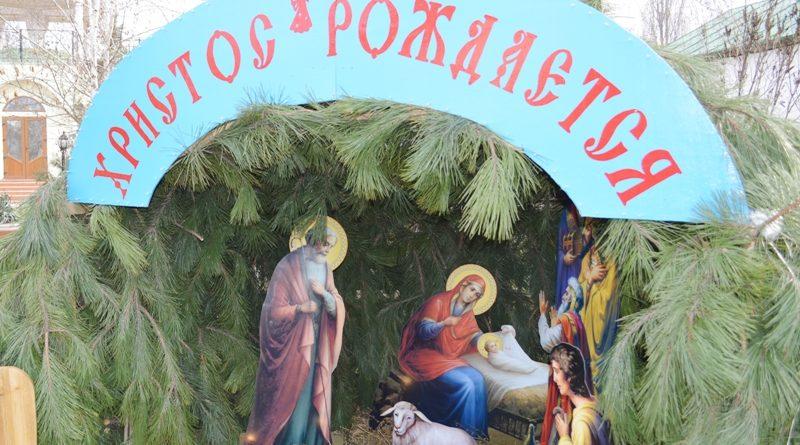 В Одесской области разрушили Рождественский Вертеп