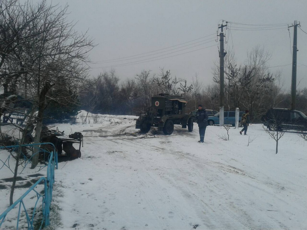 В Одесской области 21 населенный пункт остается обесточенным