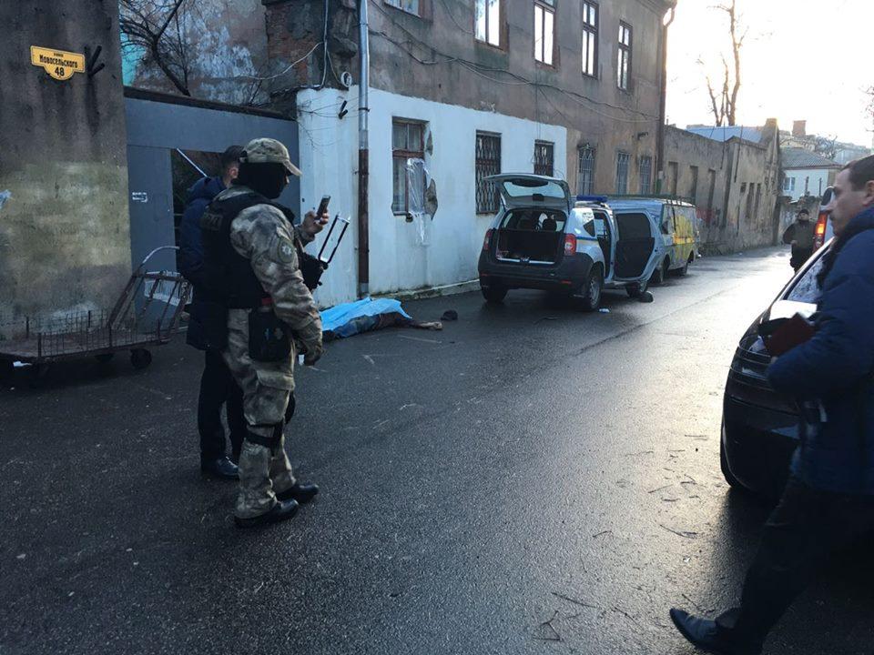 Стрельба на Новосельского: новые подробности