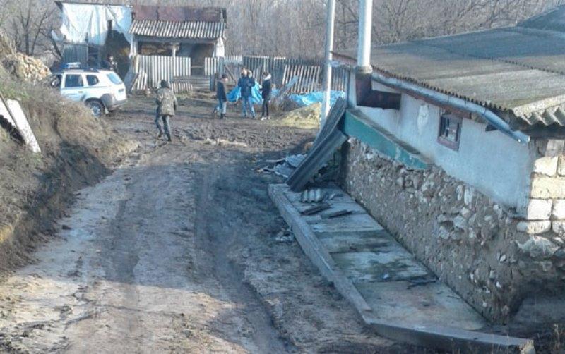 Житель Одесской области снес остановку на угнанном автомобиле