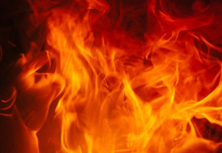 Одесская область: при пожаре пострадал хозяин дома
