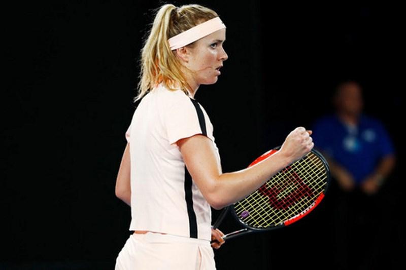 Одесская теннисистка вышла в четвертьфинал Australian Open