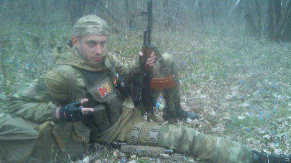Военнослужащий из Одесской области погиб в зоне АТО