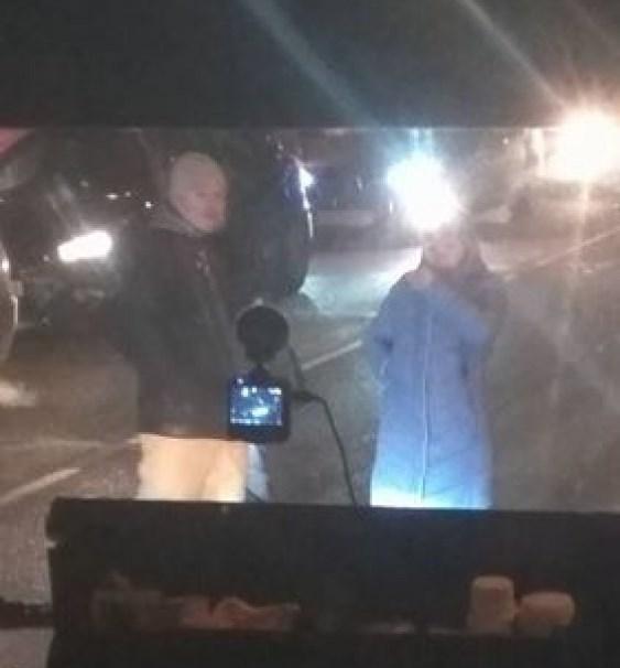 Одесситы перекрывали улицу Заболотного