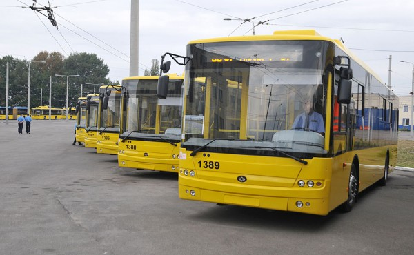 В Черноморске планируют запустить троллейбус в Одессу