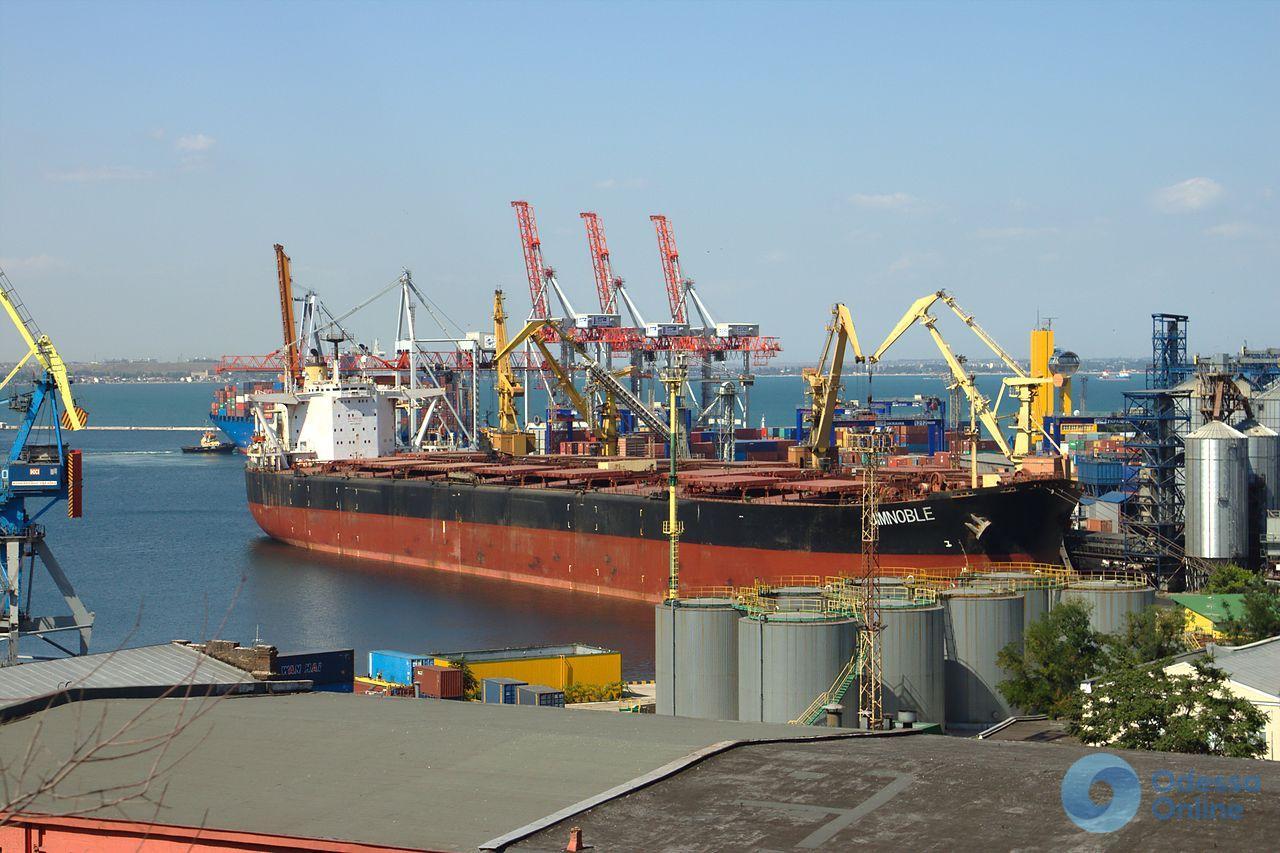 В Одесской области готовят к аренде порт «Черноморск»