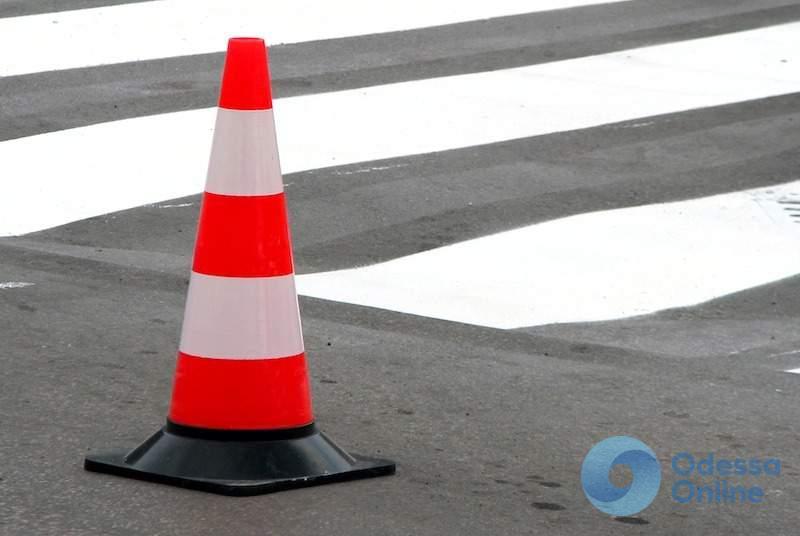 За выходные в Одессе сбили пять пешеходов