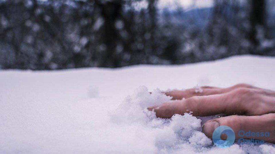 В Одесской области насмерть замерз мужчина