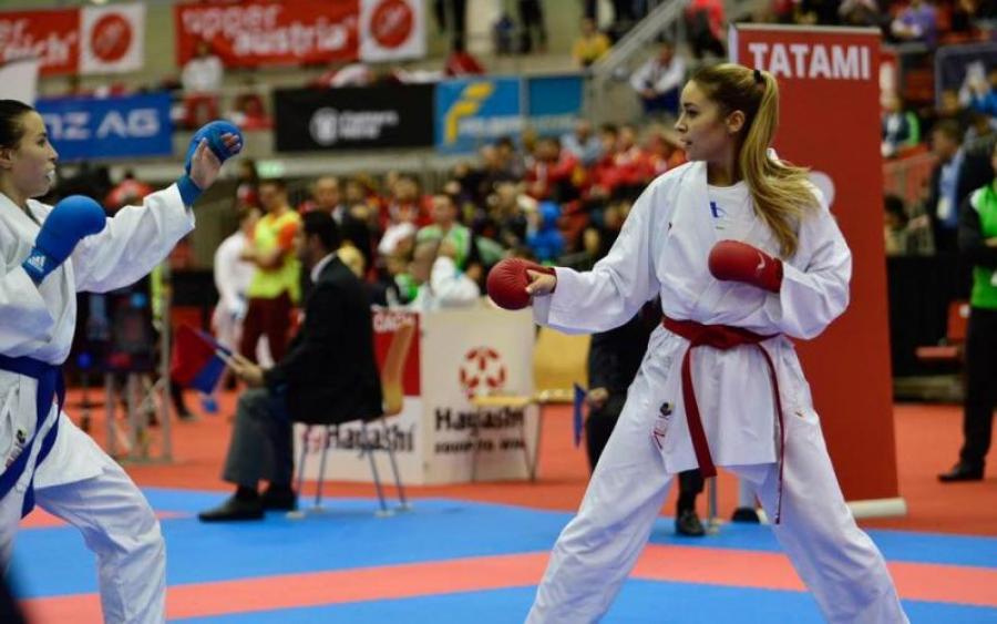 Одесская спортсменка лидирует в мировом рейтинге карате