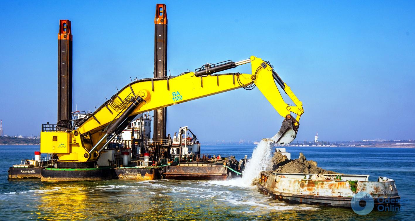 Порты Измаила и Рени будут углублять за 36 миллионов по странному тендеру