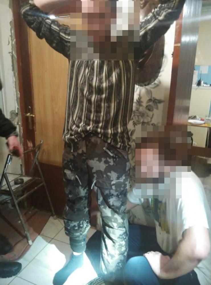 На поселке Котовского местный житель обстрелял остановку