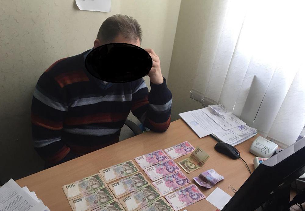 Одесский ветеринар попался на взятке