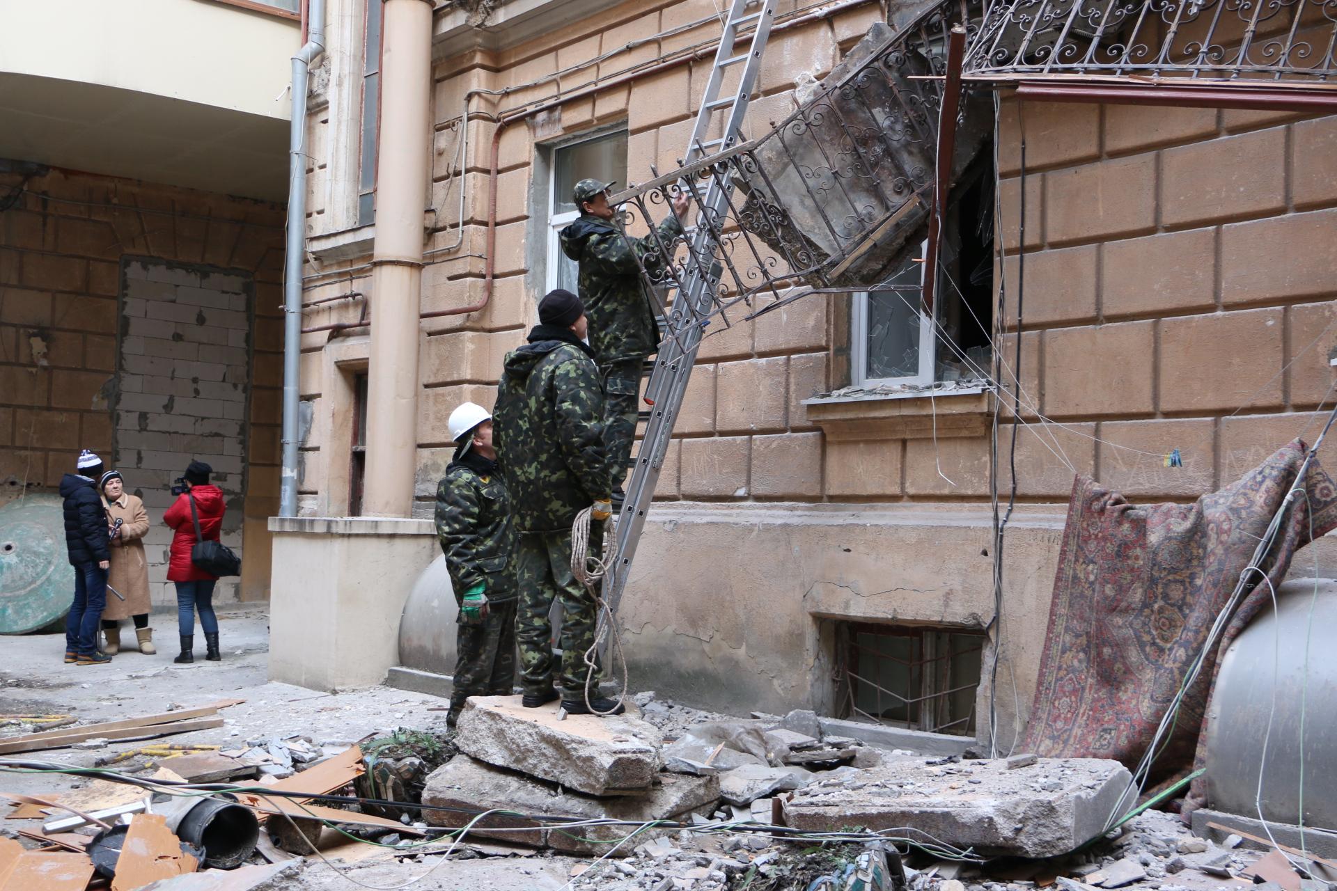 Все одесские памятники архитектуры будут осмотрены на предмет аварийности