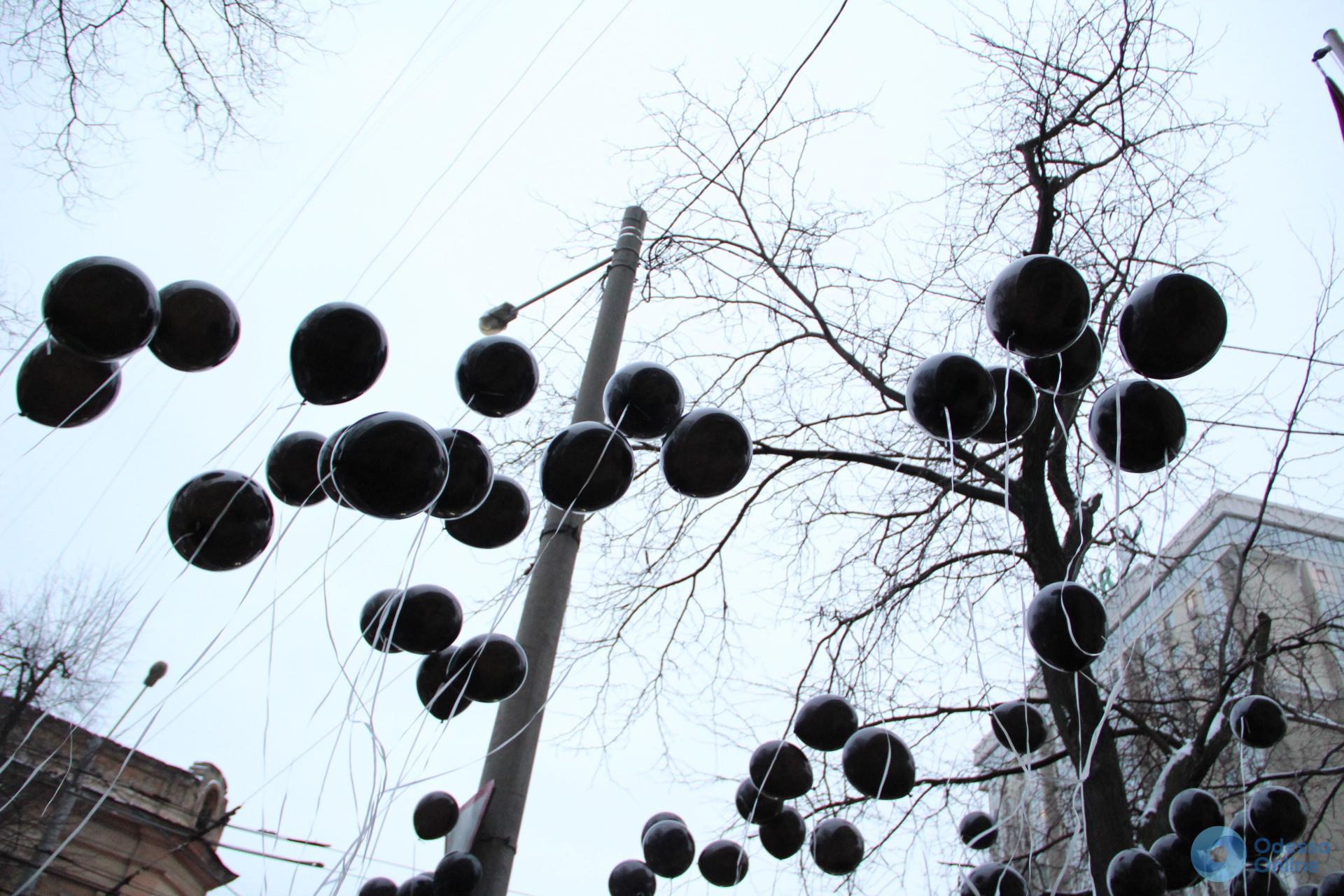 В Одессе почтили память жертв Ходжалинского геноцида