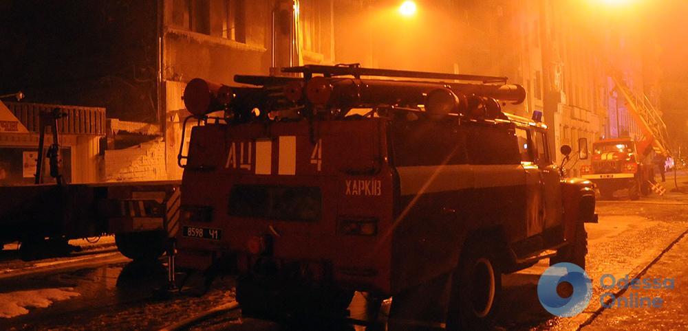 Фритюрница чуть не сожгла кафе и отель на Дерибасовской