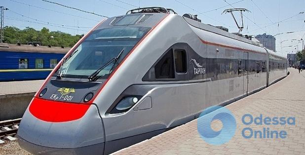 Скоростной поезд: из Одессы в Киев за 2 часа и 700 гривен