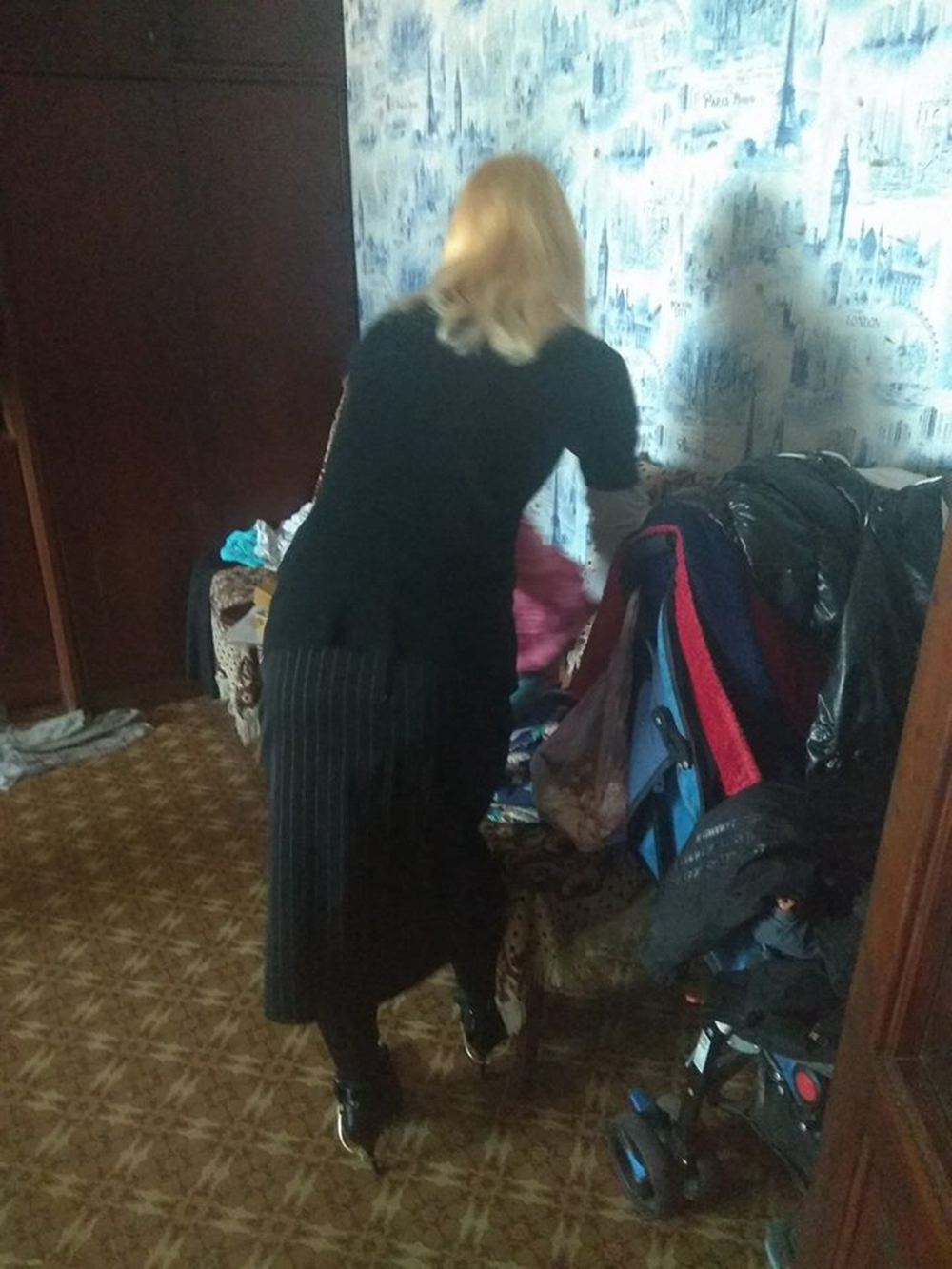 Одесса: убийца обратился в полицию, чтобы спасти детей из притона (фото)